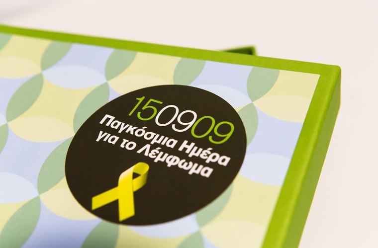 Lymphoma awareness campaign for the public